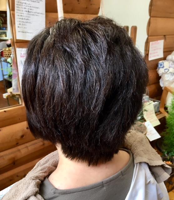 剛毛 多毛強い癖毛でも素敵になります