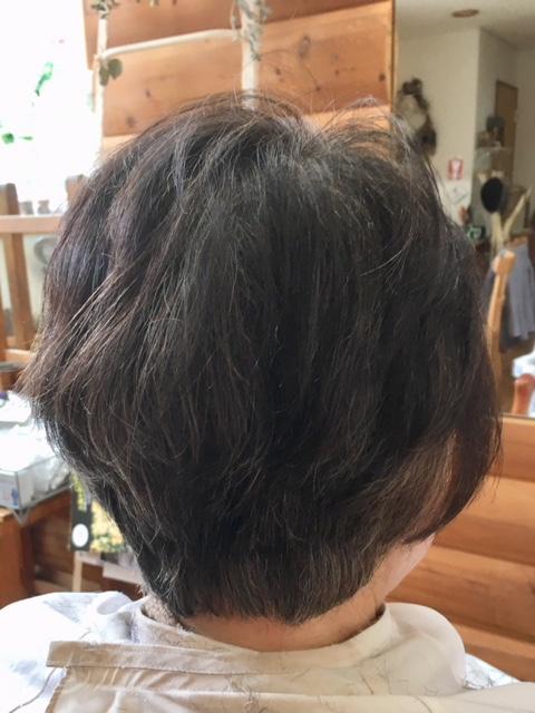 切れ毛と癖毛でもいい感じになります