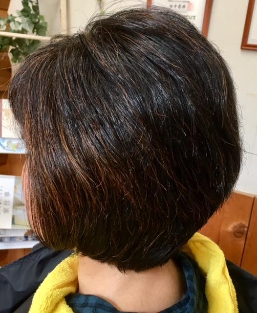 癖毛で多毛でお悩みの方 素敵になります。