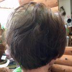 薄毛で悩んでる。キュビズムカットとヘナで改善