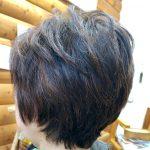 キュビズムカットとヘナで癖毛が素敵になります